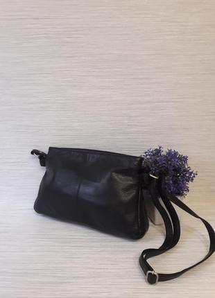 Кожаная женская сумка ara