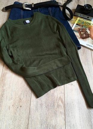 Кофта,свитер в рубчик,джемпер,гольф,свитерок лапша