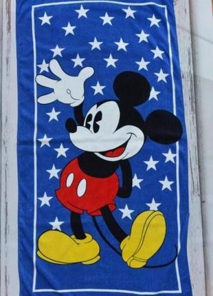 Большое детское полотенце