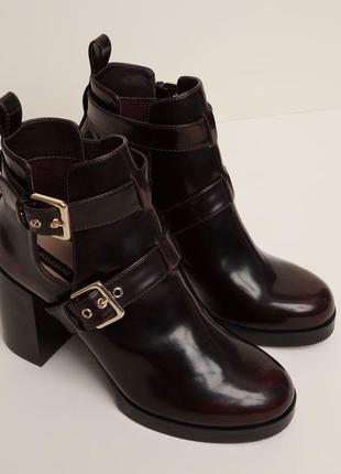 Ботинки pull and bear