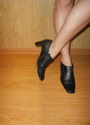 Закрытые туфли/27 см/нат.кожа