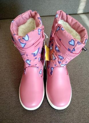Сапоги, сапожки, ботинки, дутики tom m