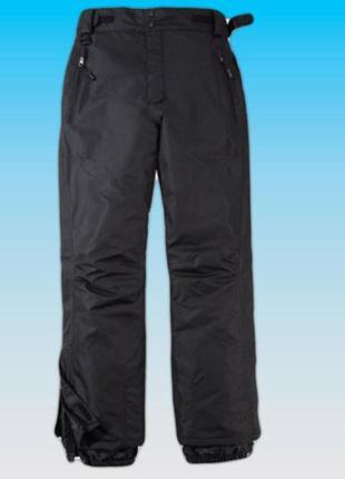 Зимние мужские лыжные штаны crivit sports, германия 50 eur