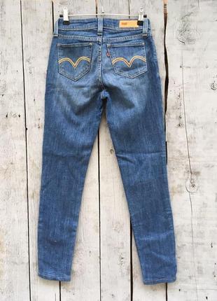 Стильные зауженные джинсы слим скинни узкие джинсы3