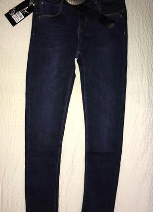 Новые джинсы на флисе р. 26-30