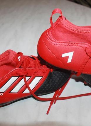 Бутсы детские adidas ace 17. 3 fg j ba9235