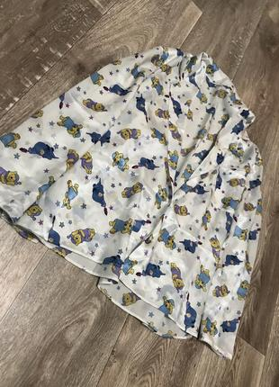 Нежная пижамная рубашка
