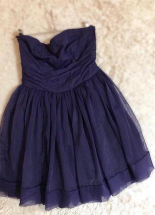 Платье пачка h&m