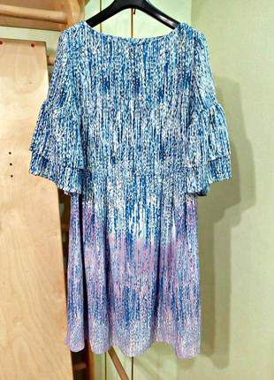 Красивое платье с подкладкой