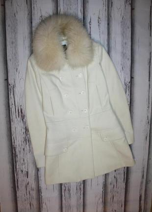 Шерстяное пальто италия phard p. s