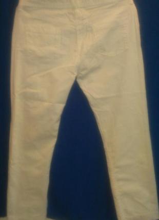 Очень  классные  белые  джинсы2 фото