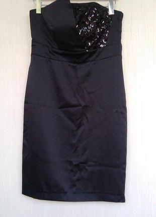 Новое платье нарядное миди