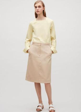 Блуза рубашка cos / 34