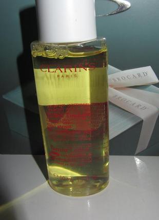 Тонизирующий лосьон с экстрактом ромашки  clarins