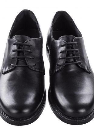 Кожаные туфли imac shock absorber, 43 размер