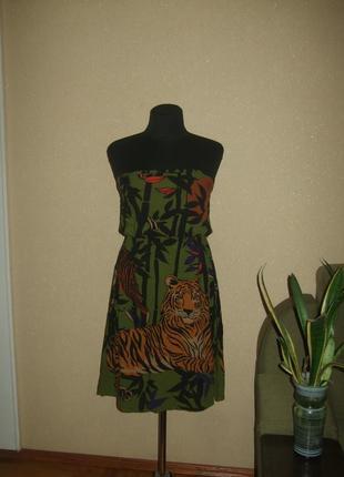Сарафан платье  h&m