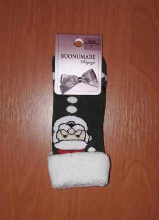 Детские носки тм buonumare ( турция) махровые