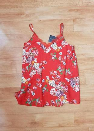 Блузка в бельевом стиле promod