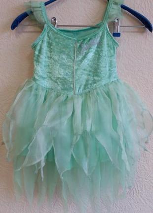 Карнавальный костюм на девочку 2-4 года marks & spencer