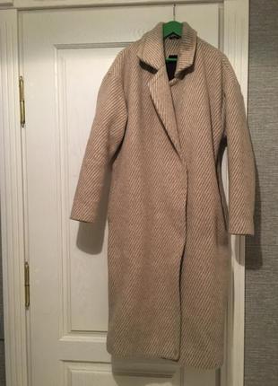 Пальто тёплое anna yakovenko