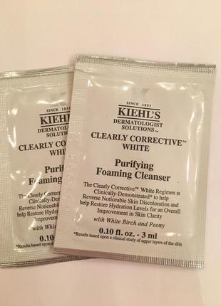 Kiexls очищающее средство для ровного тона кожи