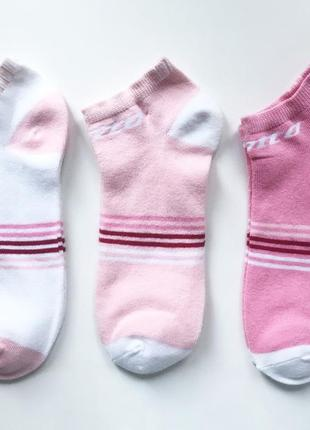 Отличные носочки носки 37-39 lotto