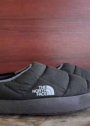 Пуховые тапочки the north face original утеплитель thermoball™