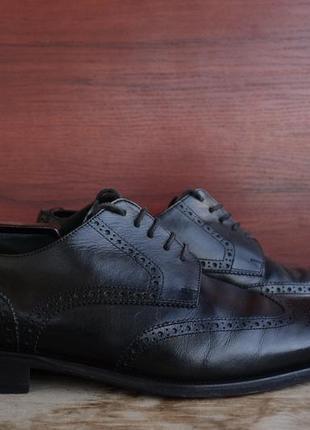 Шикарные туфли marks&spencer brogue