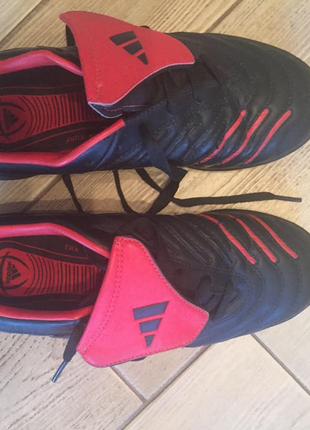 Кроссовки футбольные adidas