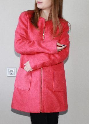 Тепленькое пальтишко new look
