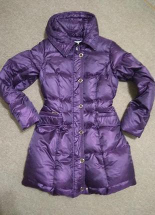 Очень теплое пальто пуховик cityclassic качество на высоте