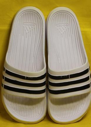 Шлепанцы adidas размер 43