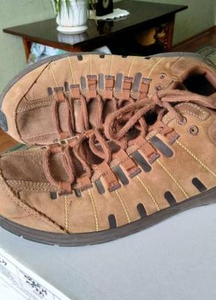 Кроссовки замшевые columbia 46 размер