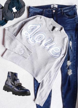 Модный свитерок  от h&m