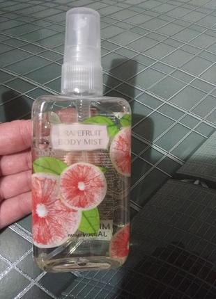 Спрей для тела с запахом грейпфрута