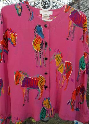 Блуза - escada vintage