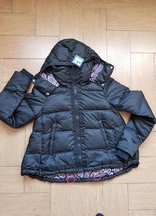 Женская зимняя куртка adidas originals short down jacket ab2894