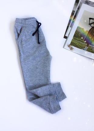 Тепленькі  штани m&s,на вік 3р