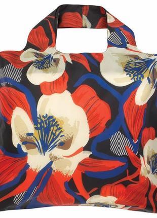 Дизайнерская сумка-шоппер envirosax (австралия) женская для покупок, пляжная, тоут
