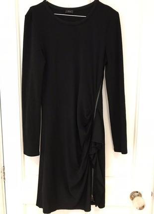 Шерстяное платье4