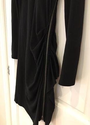 Шерстяное платье5