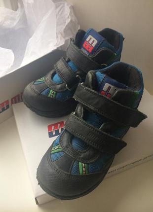 Непромокаемые ботинки минимен