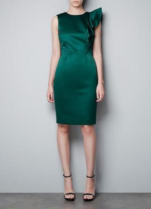 Платье zara s - m