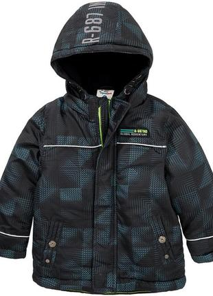Новая фирменная зимняя куртка из германии тополино1