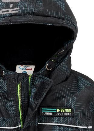 Новая фирменная зимняя куртка из германии тополино2