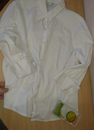 Роскошная рубашка new look рукав три четверти