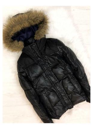 Куртка пуховик naf-naf