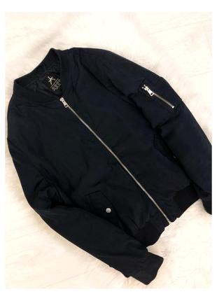 Бомбер утеплённый куртка ветровка atmosphere