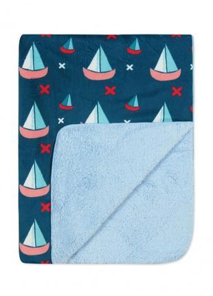 Детский флисовый плед одеяло