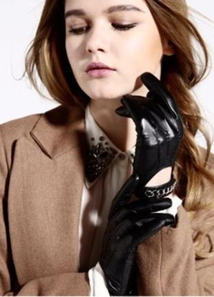 #перчатки кожаные#черные перчатки#автолели#натуральная кожа#🎄🎄🎄